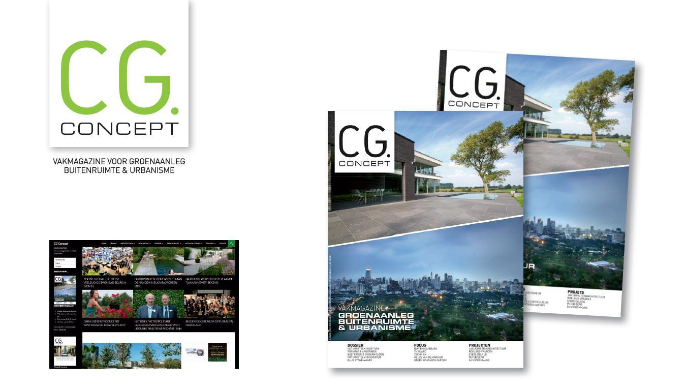 Paul Geerts is nieuwe hoofdredacteur van de CGConcept