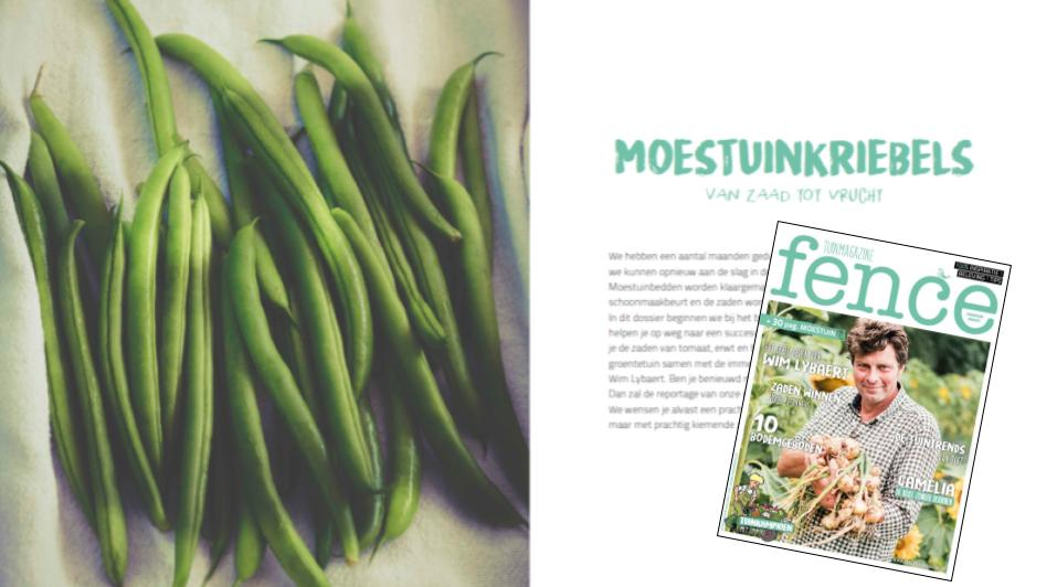 Frisse restyling voor Fence tuinmagazine