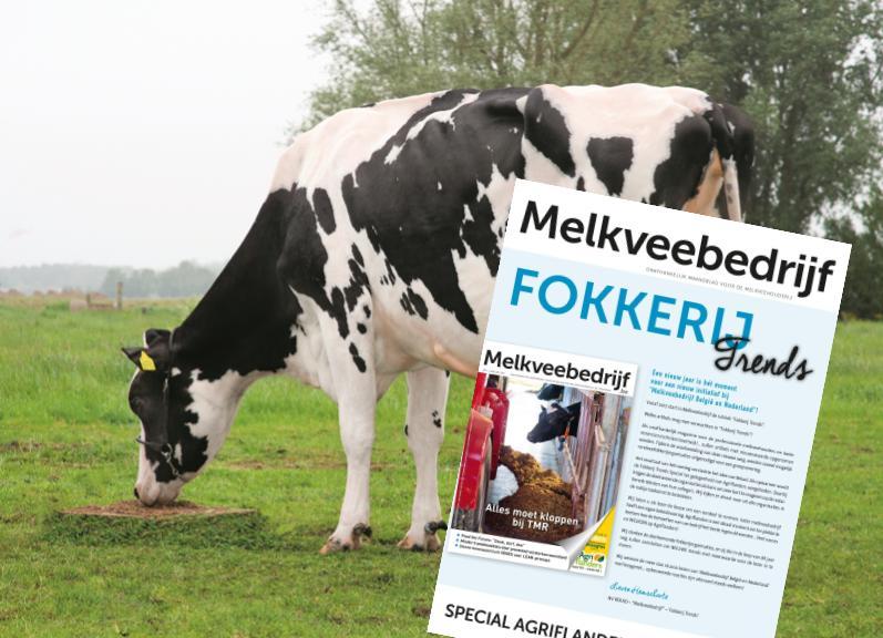 Rekad lanceert 'Fokkerij Trends' op Agriflanders