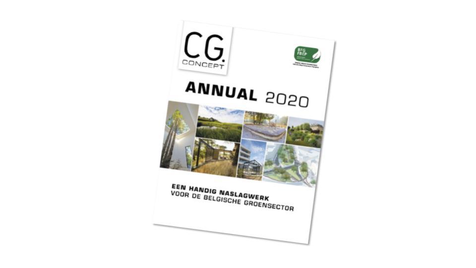 Is uw bedrijf al vertegenwoordigd in het jaarboek van de Belgische groensector 2020?