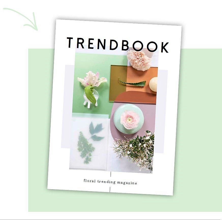 fleur magazine trendbook floristen floral trending magazine