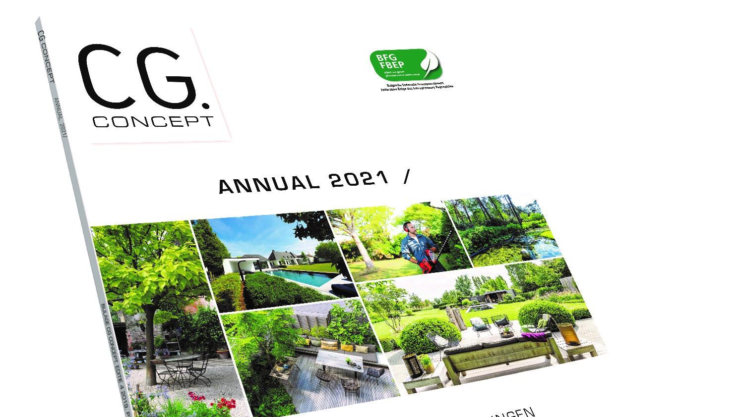 CG Concept Jaarboek 2021 verwacht