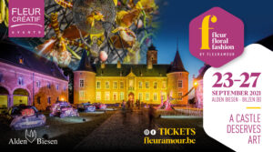 Rekad Media Group organiseert Fleur Floral Fashion - Powered by Fleuramour in september 2021.